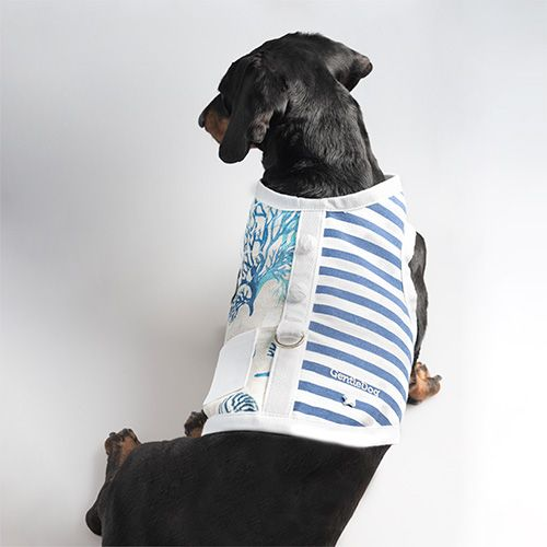 arneses marinero para perros gentledog